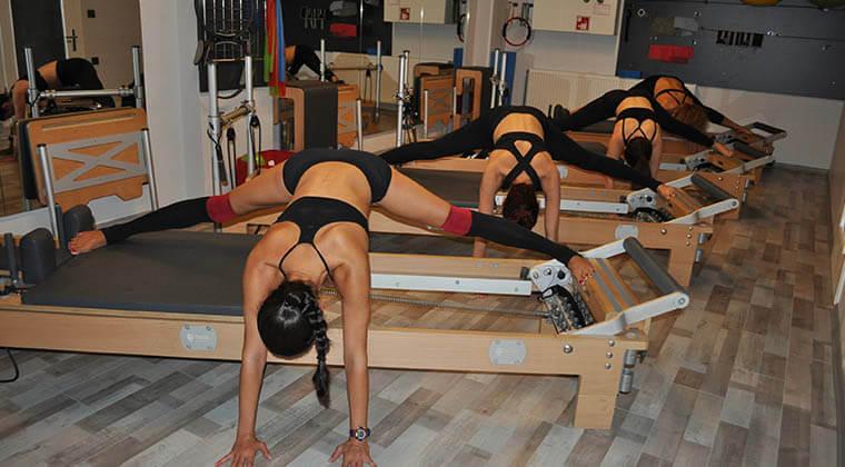küçükçekmece atakent pilates salonu